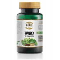 Green Coffee & L-Carnitine kapsule 60x500 mg